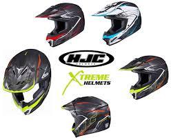 Details About Hjc Cl Xy 2 Blaze Off Road Helmet Youth Kids Helmet S M L Xl