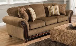 Traditional Living Room Furniture Stores Chestnut Traditional Sofa Haynes Furniture Virginias Furniture