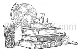 abc cubes books globe apple pen pencils engrave hatch lithography drawing collection sellingpix high quality trendy images