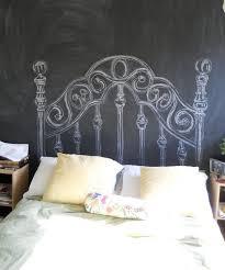 Chalkboard Headboard Ideas-04-1 Kindesign