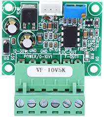 <b>Voltage Frequency Converter</b> Module, <b>0</b>-<b>10V</b> to 0-5KHz Industrial ...