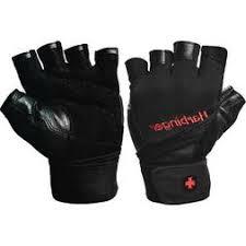 Harbinger 140 Ventilated Pro Wristwrap W
