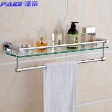get ations emperor sent a full bathroom shelf bathroom wall stainless steel vanity shelf single glass shelf with