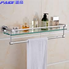 get ations emperor sent a full bathroom shelf bathroom wall stainless steel vanity shelf single glass shelf with