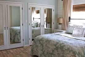 Sliding Mirrored Closet Doors For Bedrooms 5 Interior Closet Door Ideas To Enhance Your Decor