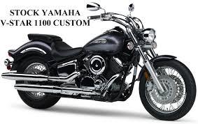 yamaha v star 1100 dragstar blue collar bobbers
