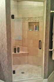 install frameless shower doors shower door installing frameless bypass shower door