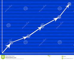 Target Chart Stock Illustration Illustration Of Success 83003