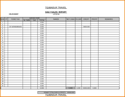 10 Daily Sales Report Nycasc