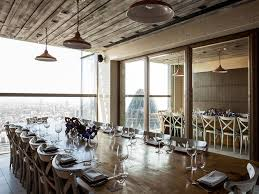 the best private dining rooms in london duck and waffle