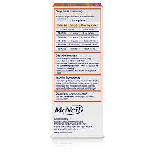 Motrin Children Ibuprofen Oral Suspension Berry Flavor 4 Oz Stayjuve