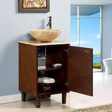 20 silkroad cambridge single sink cabinet bathroom vanity hyp 0225 t 20