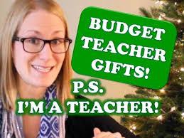 budget teacher gift ideas from a teacher