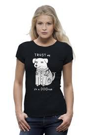 """Женские футболки c необычными принтами """"Животные"""" - <b>Printio</b>"""