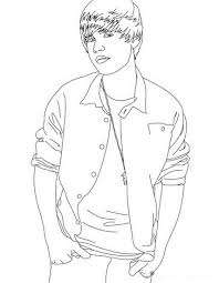 Small Picture printable coloring pages of justin bieber Coloring Point