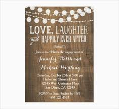 part invites 9 engagement party invitations free editable psd ai vector eps