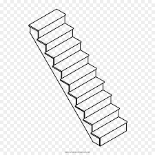 stairs clipart black and white.  Black Drawing Stairs Line Art  Prints Clipart With Clipart Black And White A