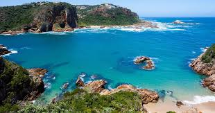 from cape town garden route addo and