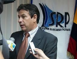 Prieto es el nuevo titular de la SRP : Manta : La Hora Noticias de Ecuador,  sus provincias y el mundo