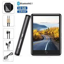 MP3 çalar Bluetooth 2.8