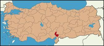 Image result for osmaniye haritası