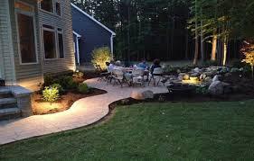 Paving Ideas For Backyards Painting Impressive Decorating Ideas