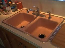 1962 vintage pink cast iron kitchen sink ksl com utah knows
