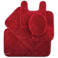 red bathroom rugs red bathroom rugs bath sets bright deep red bath rugs