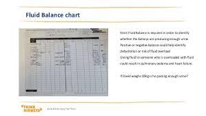 Fluid Balance Chart Nursing Year Three Undergraduate Nurses Aki Education