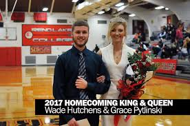 RLC crowns Hutchens, Pytlinski 2017 Homecoming King and Queen - Rend Lake  College