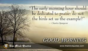 Spurgeon Quotes Best Charles Spurgeon Quotes On Morning And Wisdom Themindquotes