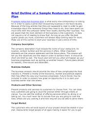 Business Plan Sample Pdf 4 – Elsik Blue Cetane