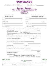 Venue Contract Template Wedding Venue Contract Wedding Checklist Template