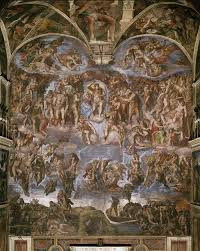 michelangelo s last judgment uncensored the artstor blog michelangelo buonarroti last judgment 1534 41 sistine chapel vatican photographed