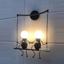 Teen's bedroom <b>Wall lights Led</b> Arandela Simple Modern Living ...