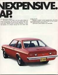 1970 Vega Specs, Colors, Facts, History, and Performance | Classic ...