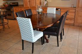 outstanding parsons chair slipcovers for dining room