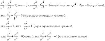 Реферат Кривые второго порядка ru 1 1 Эллипс