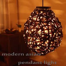 lighting gadgets. Asian Lighting Gadgets Indirect Light Pendant With Rattan Wicker Crafted A Fantastic Lamp Shades Fashionable Ethnic Ceiling