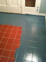 tile paint colorsBest 25 Painting tile floors ideas on Pinterest  Painting tiles