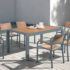 Citrus Table  Outdoor  FormsSurfacesPowder Coated Outdoor Furniture