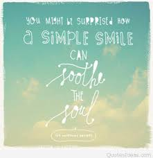 Happy Quote Awesome Smile Happy Quote Of The Day