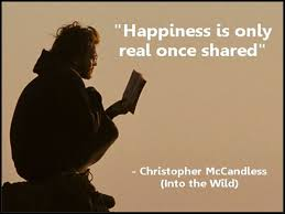 Into The Wild Quotes Enchanting Inspirational Christopher McCandless Into The Wild Quotes