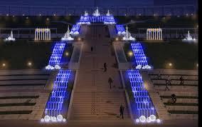 Где в Самаре установят новогодние фонтаны и объемные ...