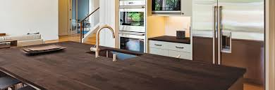 choose wood countertops for your kitchen