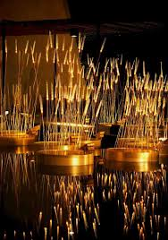 Image Cinematography Beautiful Lighting Installation That Looks Like Glowing Rice Field Royal Rice Field Home Building Furniture And Interior Design Ideas Marvelbuildingcom Beautiful Lighting Installation That Looks Like Glowing Rice Field