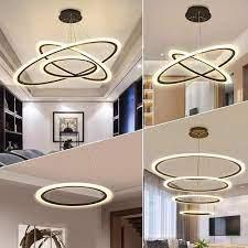 pendant lights modern led chandeliers