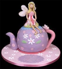 Fairy Cake Ideas Birthday Party Miloficom For