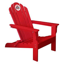 adirondack chair ohio state university