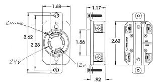 marinco 4 prong plug wiring diagram wiring diagram and schematic motorguide 12 24 volt trolling motor wiring diagram at 24 Volt Trolling Motor Wiring Schematic